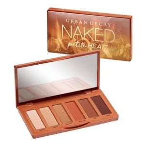 🔥NWT Urban Decay Naked Petite Heat Palette